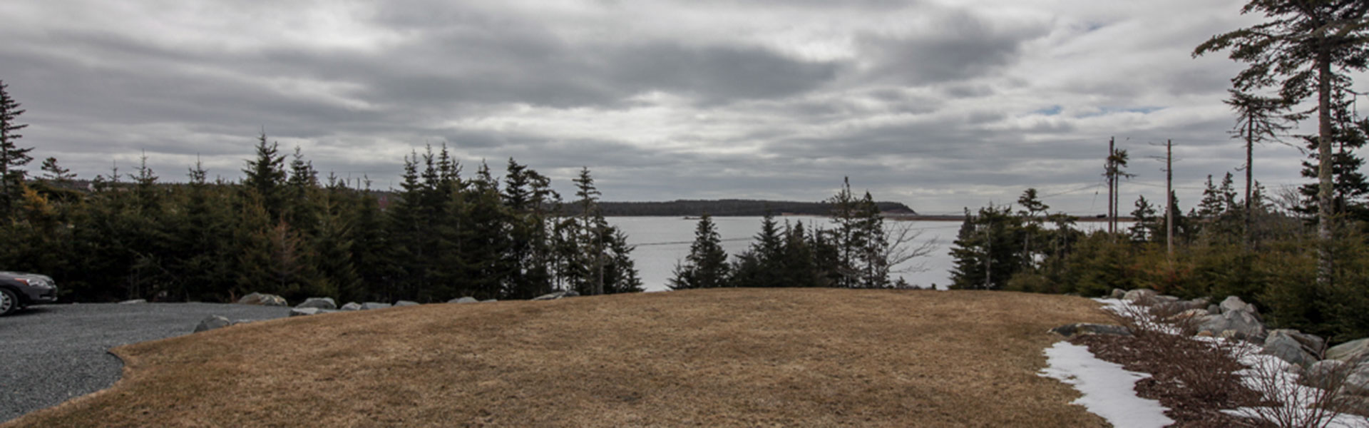 kaufinseln - ostrea lake estate - nova scotia